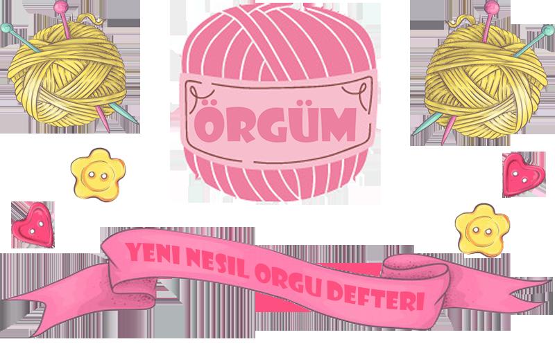 Yeni Nesil Örgü Defteri - Orgum.Net